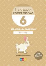 LECTURAS COMPRENSIVAS 6  4ª ED.LEO PARRAFOS