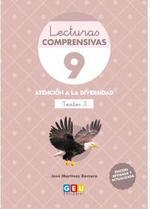 LECTURAS COMPRENSIVAS 9 4ª ED. TEXTOS 3