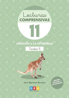LECTURAS COMPRENSIVAS 11