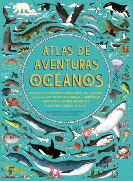 ATLAS DE AVENTURAS OC�ÉANOS