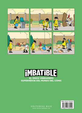 IMBATIBLE 2. SUPERHÉROE DE PROXIMIDAD