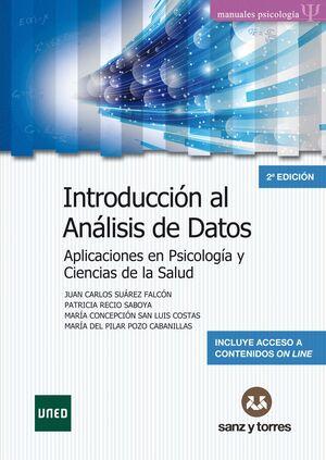 INTRODUCCIÓN AL ANÁLISIS DE DATOS. APLICACIONES EN PSICOLOGÍA Y CIENCIAS DE LA S