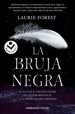 LA BRUJA NEGRA (LAS CRÓNICAS DE LA BRUJA NEGRA 1)
