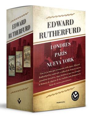 ESTUCHE EDWARD RUTHEFURD