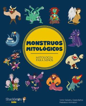 MONSTRUOS MITOLOGICOS