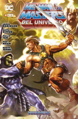 HE-MAN Y LOS MASTERS DEL UNIVERSO 01
