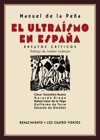 EL ULTRAISMO EN ESPAÑA