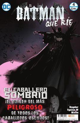 EL BATMAN QUE RÍE NÚM. 04 (DE 7)