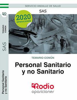 TEMARIO COMÚN. PERSONAL SANITARIO Y NO SANITARIO DEL SAS.