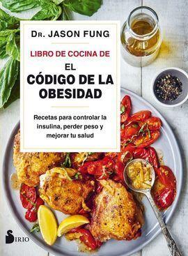 LIBRO DE LA COCINA DE EL CÓDIGO OBESIDAD