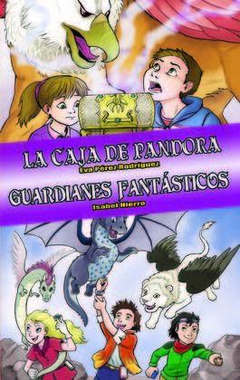 OMNIBUS LA CAJA DE PANDORA - GUARDIANES FANTASTICOS