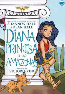 DIANA PRINCESA DE LAS AMAZONAS