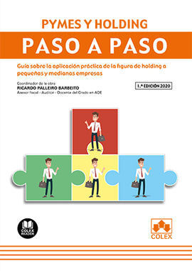 PYMES Y HOLDING. PASO A PASO