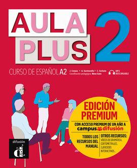 AULA PLUS 2 LIBRO DEL ALUMNO CD PREMIUM