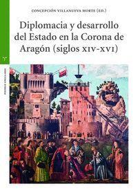 DIPLOMACIA Y DESARROLLO DEL ESTADO EN LA CORONA DE ARAGON (S. XIV