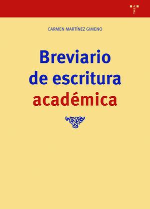 BREVIARIO DE ESCRITURA ACADÉMICA