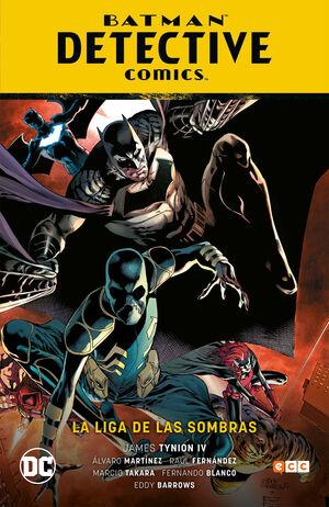 BATMAN: DETECTIVE COMICS VOL. 03: LA LIGA DE LAS SOMBRAS