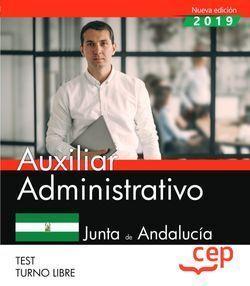 AUXILIAR ADMINISTRATIVO JUNTA DE ANDALUCIA