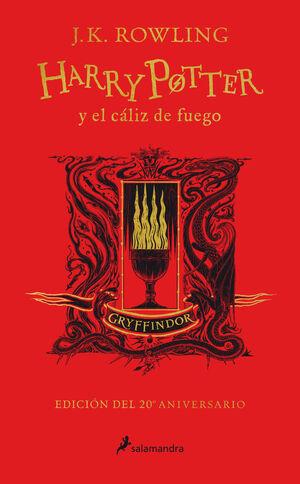 HP4-CALIZ DE FUEGO (TD)(20 ANIV.GRY)