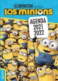 MINIONS. DIARIO 2021-22. MI DIA A DIA