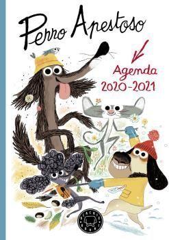 AGENDA ESCOLAR PERRO APESTOSO 2020-2021