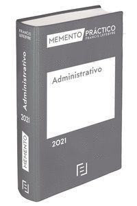 MEMENTO ADMINISTRATIVO 2021
