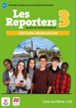 LES REPORTERS 3 A2.1 ALUMNO AND