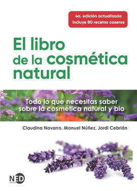 LIBRO DE LA COSMÉTICA NATURAL, EL