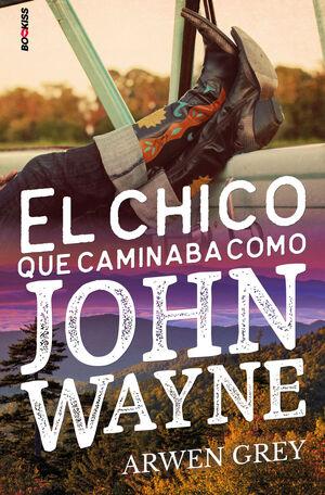 CHICO QUE CAMINABA COMO JOHN WAYNE,EL