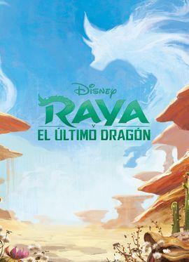 RAYA Y EL ÚLTIMO DRAGÓN. MEGACOLOR