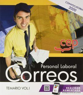 PERSONAL LABORAL CORREOS TEMARIO 1