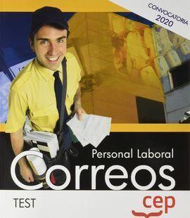 PERSONAL LABORAL CORREOS TEST