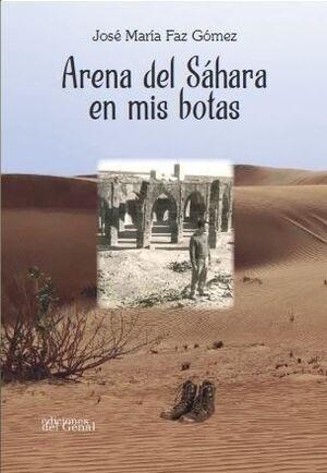 ARENA DEL SAHARA EN MIS BOTAS