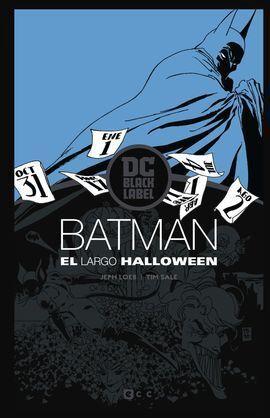 BATMAN: EL LARGO HALLOWEEN – EDICIÓN DC BLACK LABEL (3A EDICIÓN)