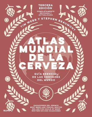 ATLAS MUNDIAL DE LA CERVEZA (2021)