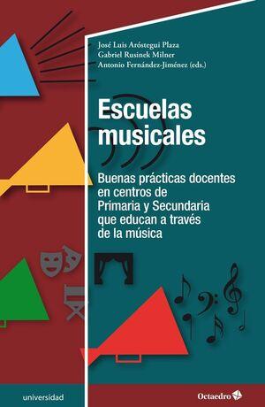 ESCUELAS MUSICALES