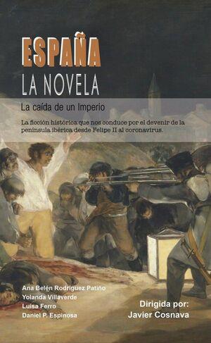 ESPAÑA LA NOVELA