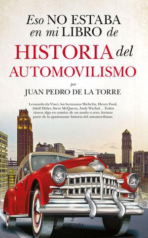ESO NO ESTA...HISTORIA DEL AUTOMOVILISMO