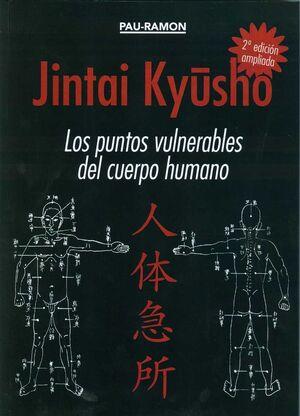 JINTAI KYUSHO. (2ªED) LOS PUNTOS VULNERABLES DEL CUERPO
