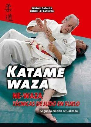 KATAME WAZA. NE-WAZA TECNICAS DE JUDO EN SUELO