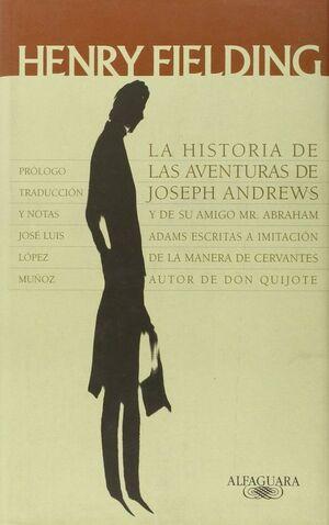 LA HISTORIA DE LAS AVENTURAS DE JOSEPH ANDREWS