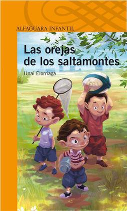 LAS OREJAS DE LOS SALTAMONTES