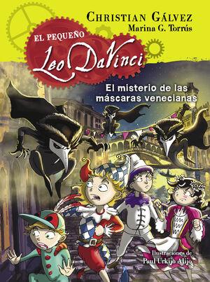 MISTERIO MASCARAS VENECIANAS, EL