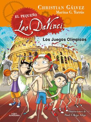 EL PEQUEÑO LEO DAVINCI 5. LOS JUEGOS OLÍMPICOS