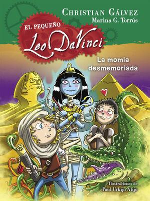 EL PEQUEÑO LEO DAVINCI 6. LA MOMIA DESMEMORIADA