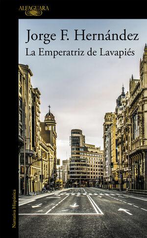 LA EMPERATRIZ DE LAVAPIÉS (MAPA DE LAS LENGUAS)
