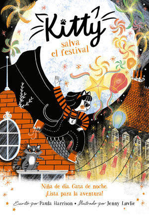 KITTY SALVA EL FESTIVAL (=^KITTY^=)