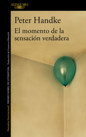 EL MOMENTO DE LA SENSACIÓN VERDADERA