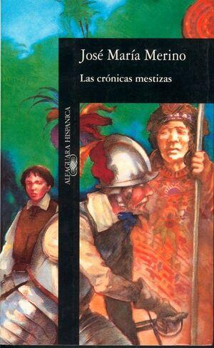 CRONICAS MESTIZAS                 ALH095