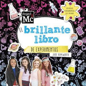 MC2 EL BRILLANTE LIBRO DE EXPERIMENTOS